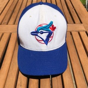 Throwback Toronto Blue Jays Fitted Hat